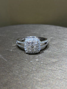 ALICE Diamond Ladies Ring