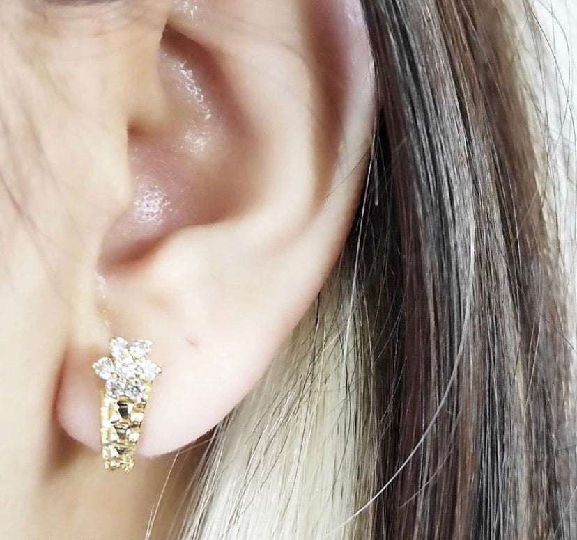Diamond Rosita Earrings