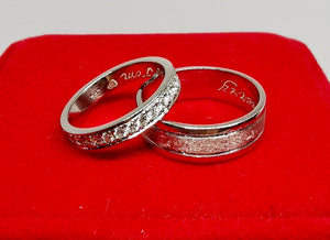 MILAN Wedding Bands, Handmade - ZNZ Jewelry Philippines