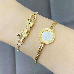 Gold Bracelet for Women 18K