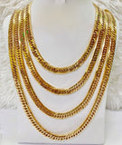 18K Gold Japan Necklace 1jl10 - ZNZ Jewelry Philippines