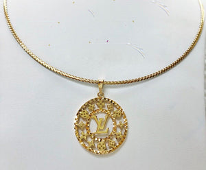 18K Omega Necklace Philippines