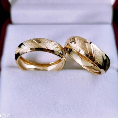 GREE 18K Gold Wedding Rings