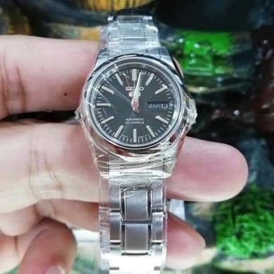 Ladies' Watch SEIKO 5 Automatic Silver - ZNZ Jewelry Philippines