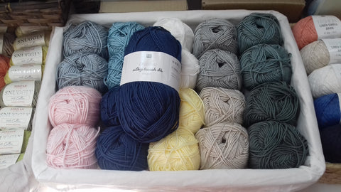 Rico Silky Touch DK Vegan Yarn at My Yarnery Havant