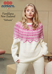 Adriafil Pattern Ushuaia from Book 69 Autumn Winter 2020/2021
