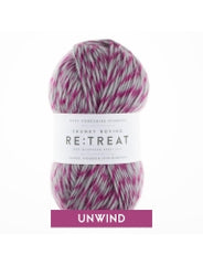 West Yorkshire Spinners Re:treat Chunky Roving Unwind