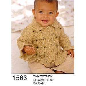 Sirdar Pattern 1563 ***SALE***