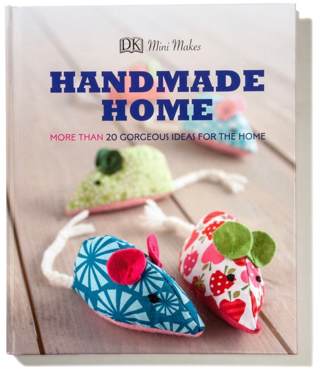 Handmade Home - More than 20 Gorgeous Ideas for the Home