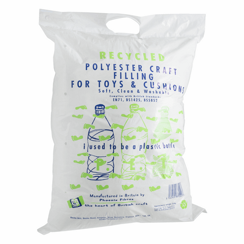 Toy Filling / Stuffing: Recycled: 250g