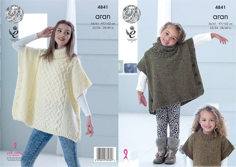 King Cole Pattern 4841