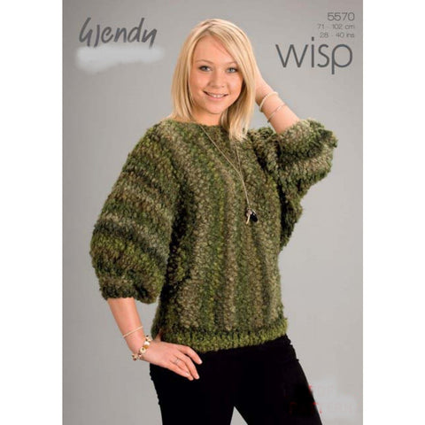 Wendy Pattern 5570 ***SALE***