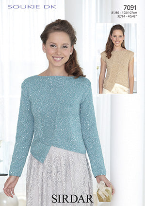 Sirdar Pattern 7091 ***SALE***
