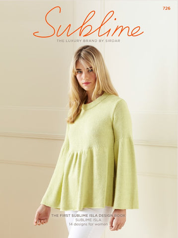 The First Sublime Isla Design Book 726