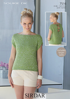 Sirdar Pattern 7516 ***SALE***