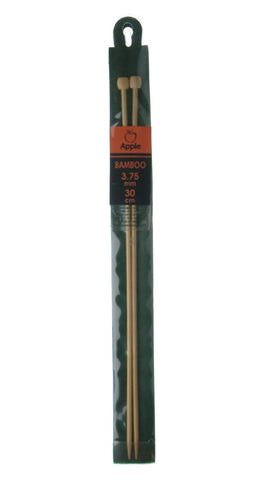 Apple Bamboo Knitting Needles