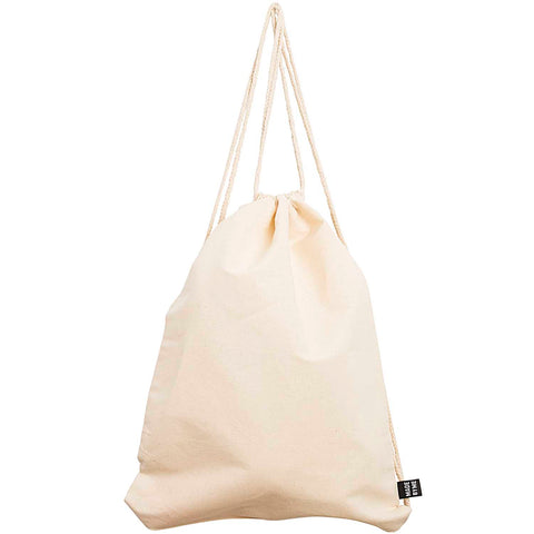 Rico Cotton Backpack - Natural