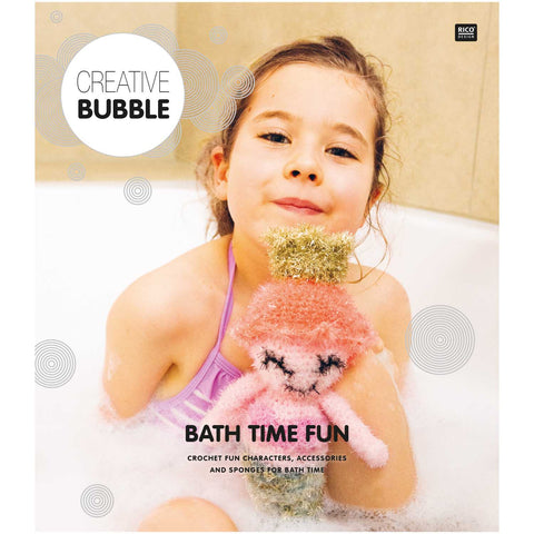 Rico Creative Bubble Bath Time Fun Pattern Book