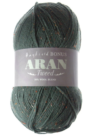 Hayfield Bonus Aran Tweed 400g