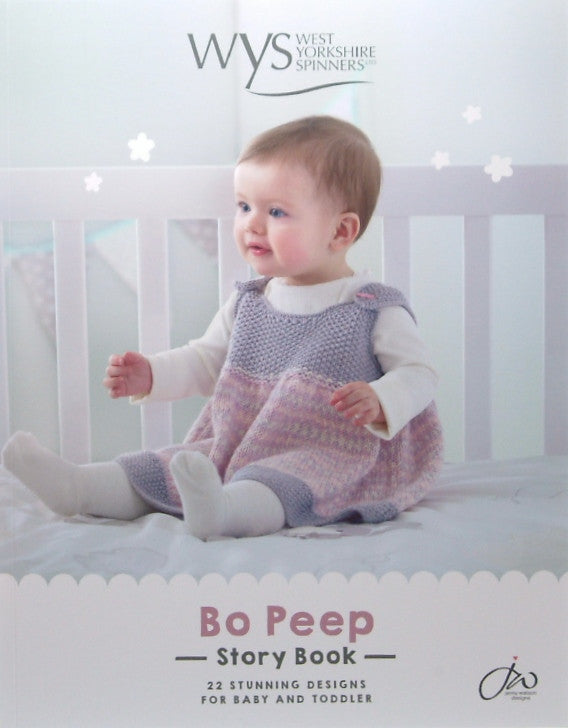West Yorkshire Spinners Bo Peep Story Book - Pattern Book