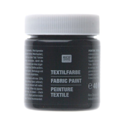 Rico Design Fabric Paint 40ml