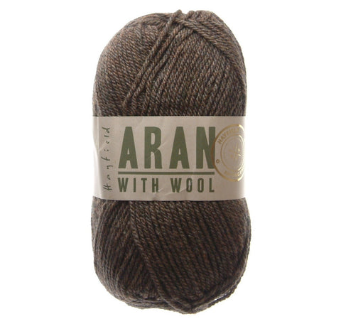 Hayfield Aran with Wool 100g
