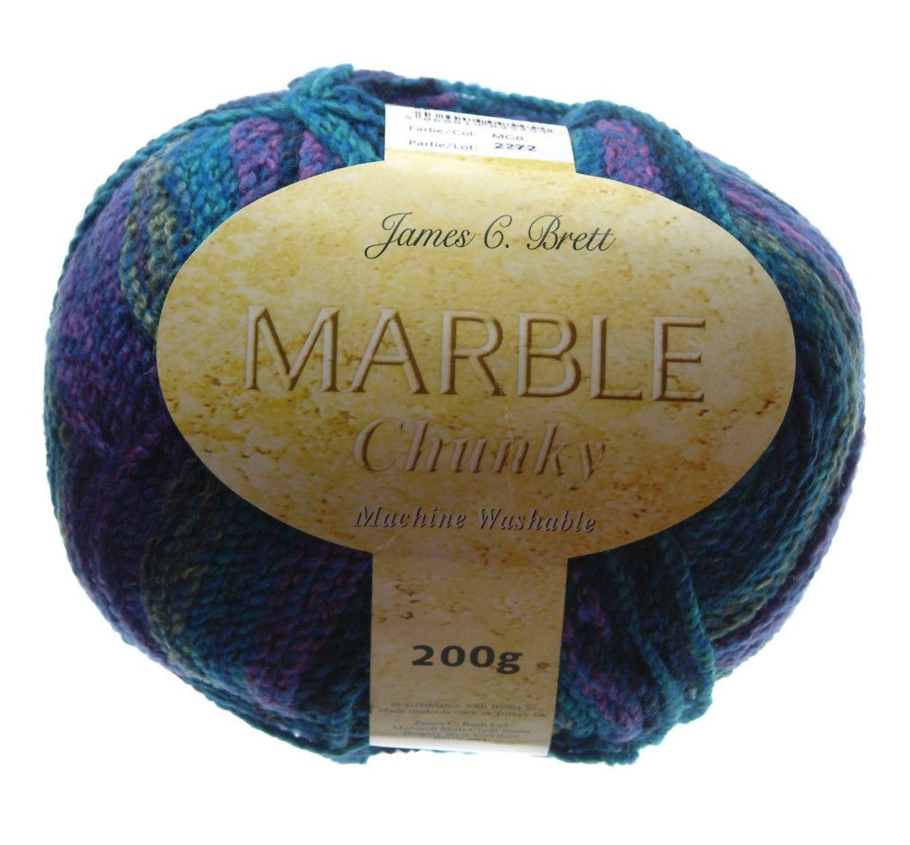 James C Brett Marble Chunky