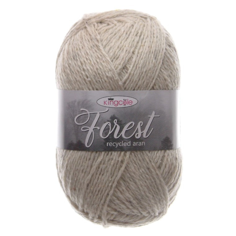 King Cole Forest Recycled Aran