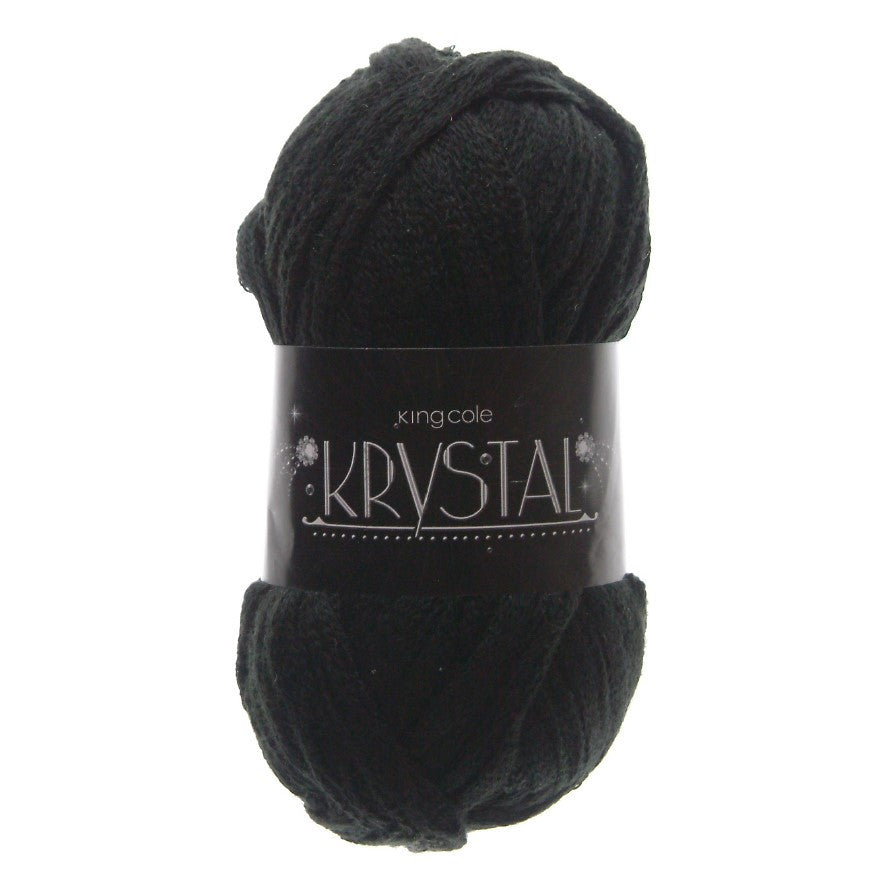 King Cole Krystal - Scarf Yarn ***SAVE 83%***