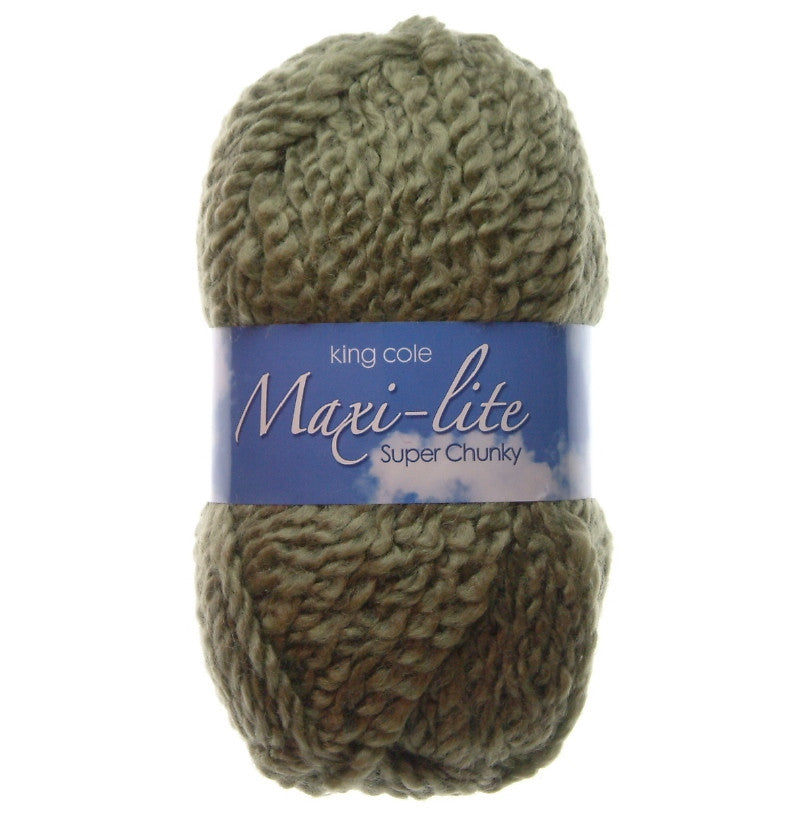 King Cole Maxi-lite Super Chunky ***SALE***
