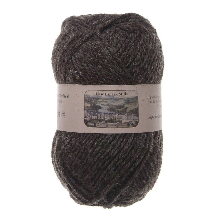 New Lanark Mills Aran 100g - Natural Undyed