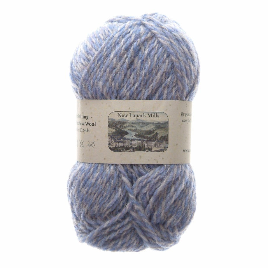 New Lanark Mills DK 50g - Heather Blends