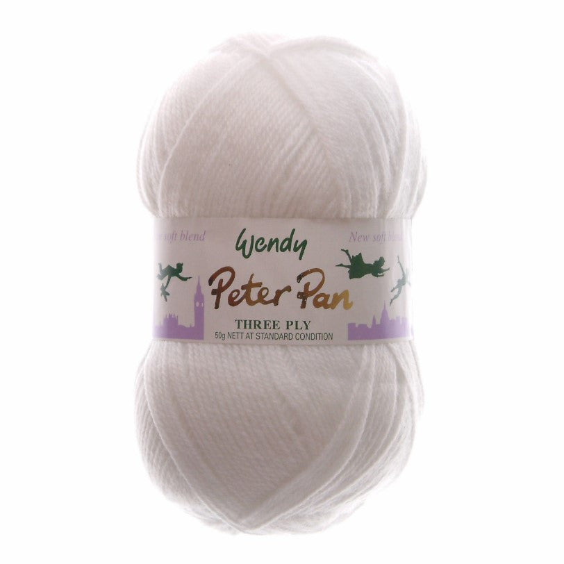 Wendy Peter Pan 3ply