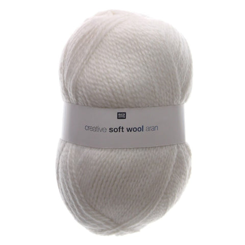 Rico Creative Soft Wool Aran