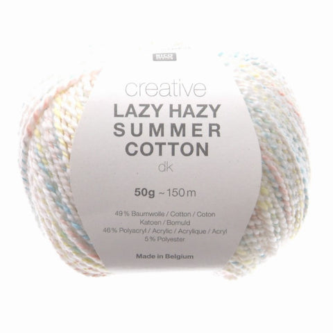 Rico Creative Lazy Hazy Summer Cotton DK