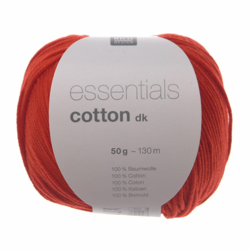 Rico Design Essentials Cotton DK