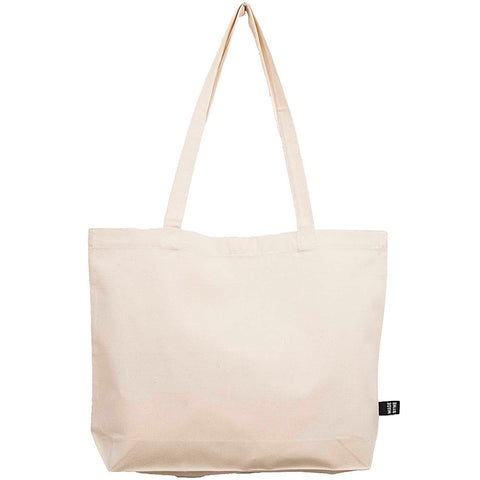 Rico Cotton Shopping Bag - Natural
