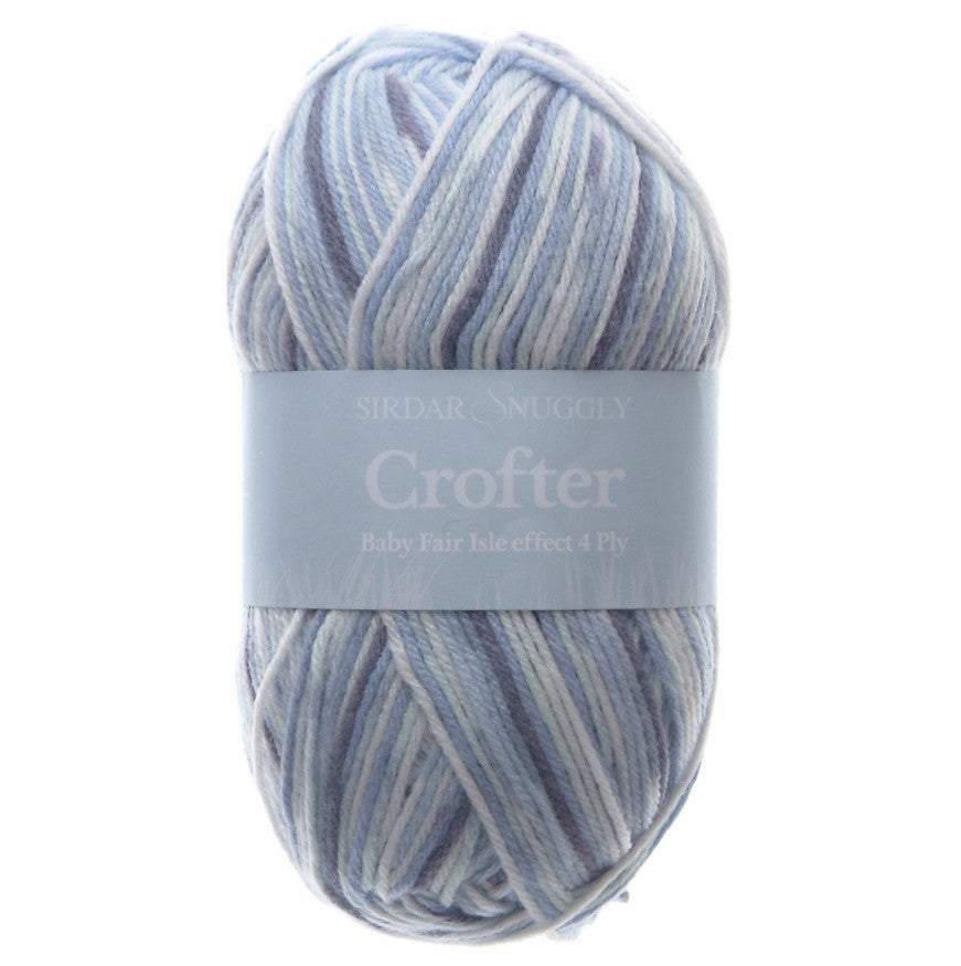 Sirdar Snuggly Baby Crofter 4ply