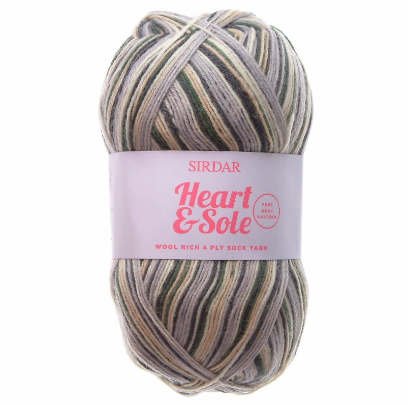 Sirdar Heart & Sole