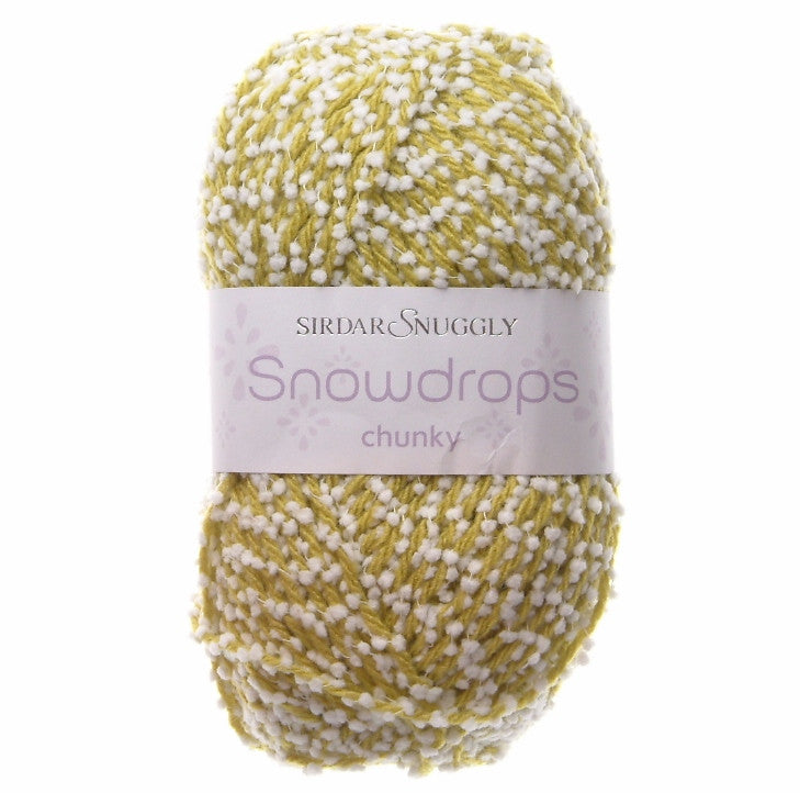 Sirdar Snuggly Snowdrops Chunky