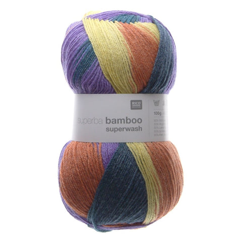 Rico Superba Bamboo Superwash