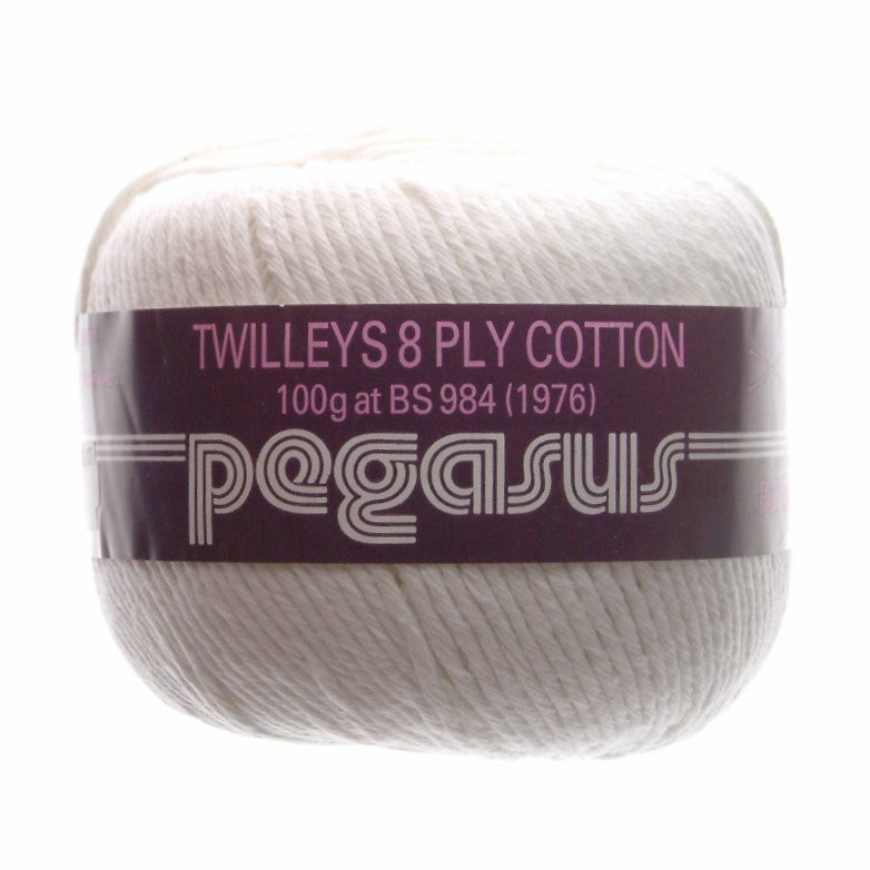 Vintage Twilleys 8ply Cotton Pegasus