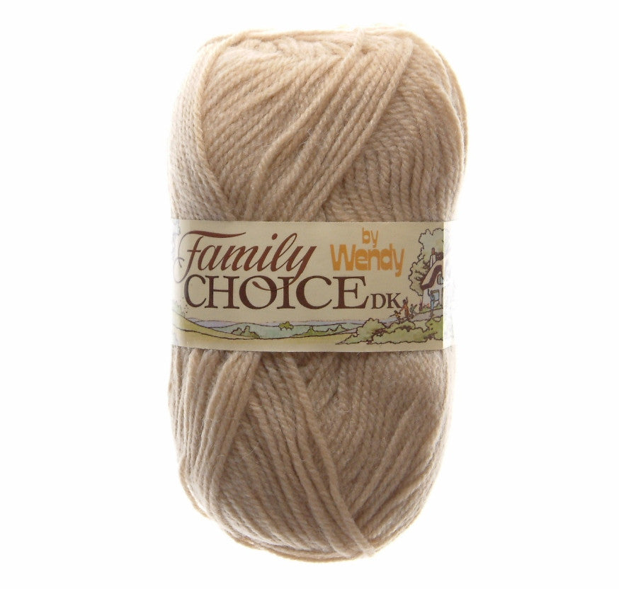 Vintage Wendy Family Choice DK