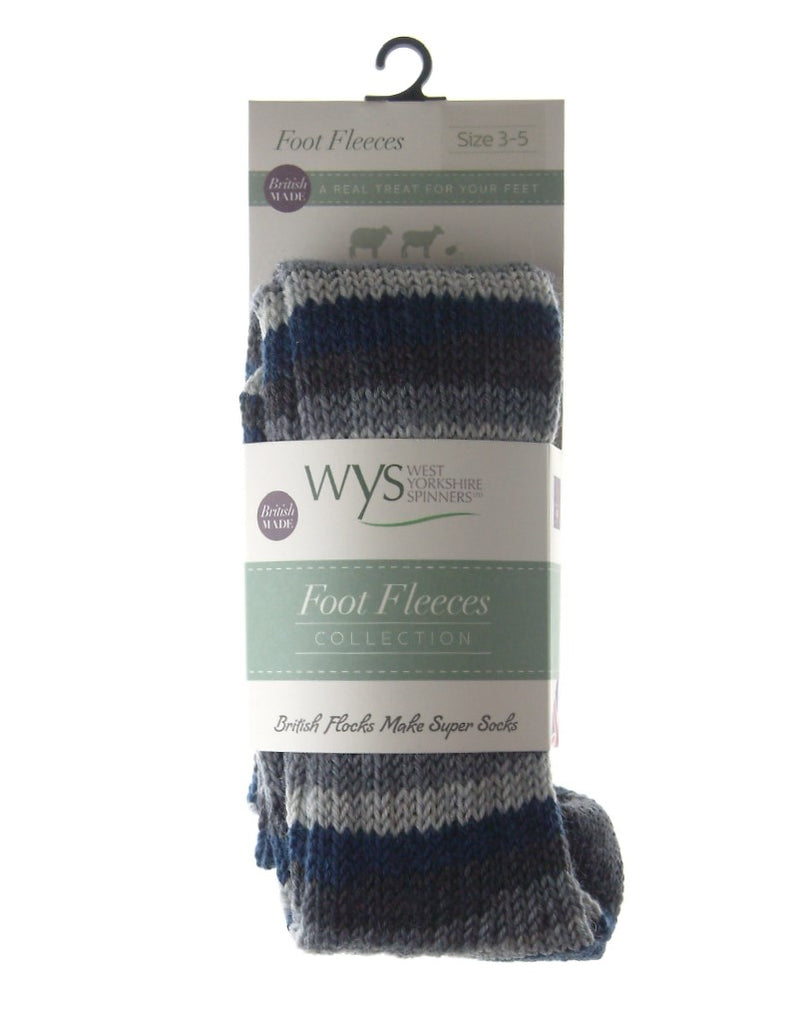 West Yorkshire Spinners Foot Fleeces Collection Socks