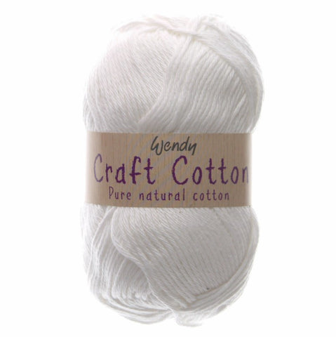 Wendy Craft Cotton DK