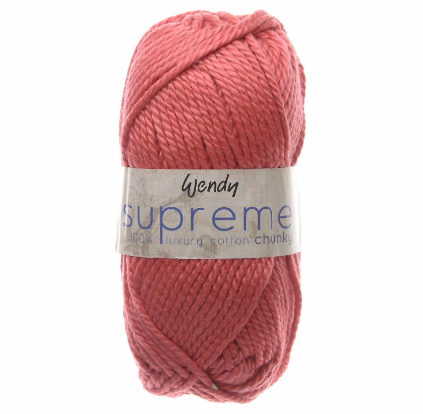 Wendy Supreme Luxury Cotton Chunky
