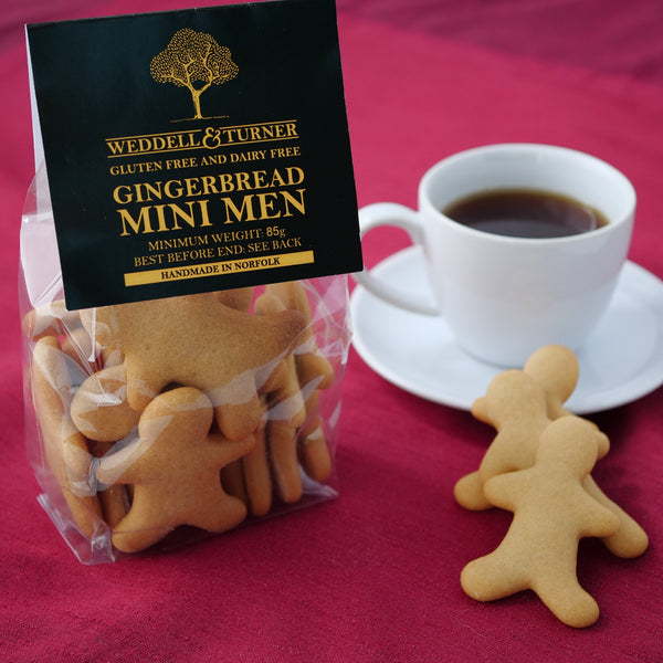 Gingerbread Mini Men