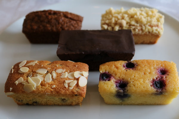Afternoon Tea Cake Selection (Pack of 5)