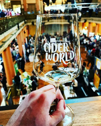 Cider World 2018: visit recap by Cider Explorer