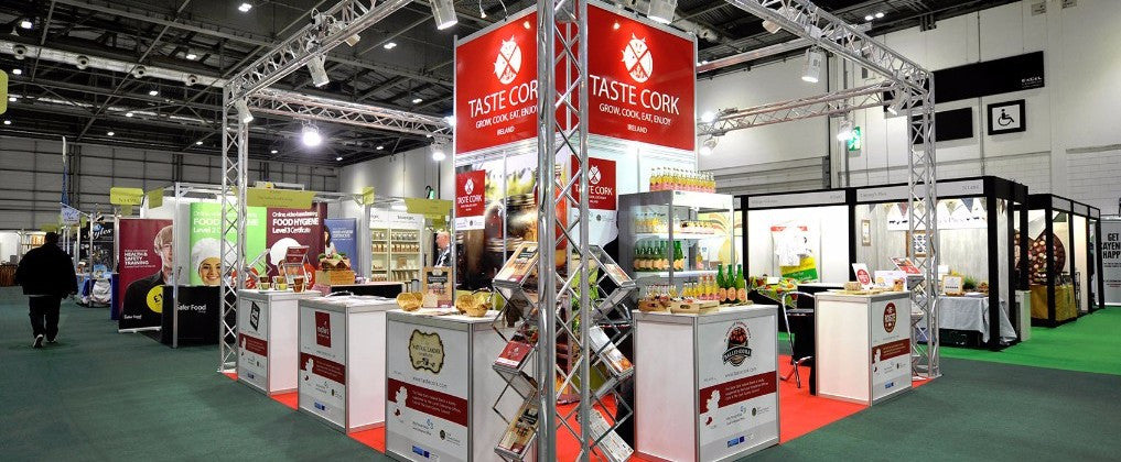 Visit Longueville House Beverages & Taste Cork at IFE 19-22 March 2017, ExCeL London